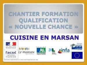 Bienvenue sur le blog officiel du chantier formation
